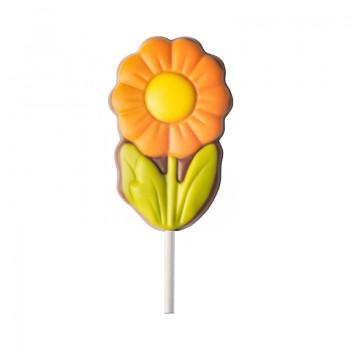 Lizak kwiat - pomarańcz