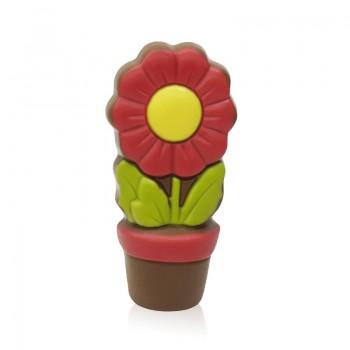 Czekoladowy kwiat