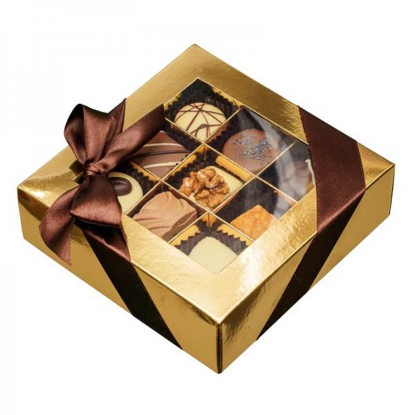 pudełko czekoladek z grawerem