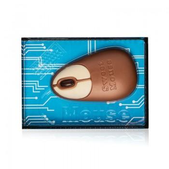 Czekoladowa mysz komputerowa