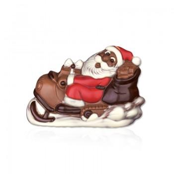 Mikołaj na saniach 125g