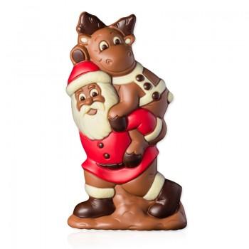 Święty Mikołaj z łosiem 225g