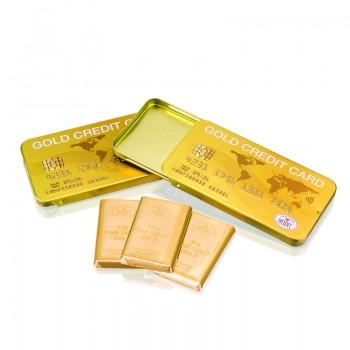 Złota karta kredytowa