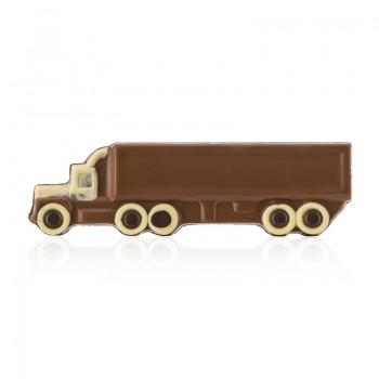 Czekoladowa ciężarówka