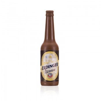 Czekoladowa butelka piwa