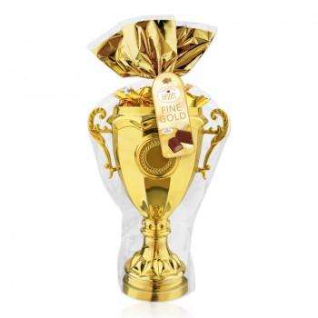 Puchar z czekoladkami